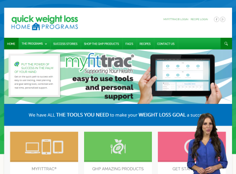 Quick Weight Loss Home Programs
